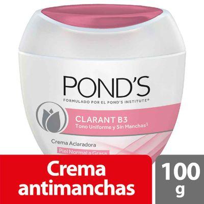 Crema-PONDS-100-Clarant-B3-Normal-A-Grasa-Tarro_46007