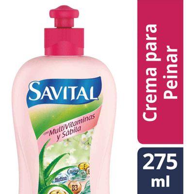 Crema-Peinar-SAVITAL-Multivitaminas-275Ml-Fra_111574