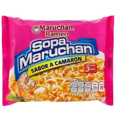 Sopa-MARUCHAN-85Gramos-Camaron-Sobre_12288