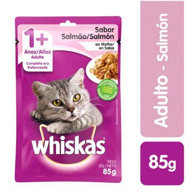 Alimento-humedo-WHISKAS-gato-adulto-sabor-a-salmon-doy-pack-x85-g_112692