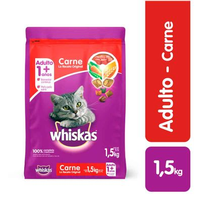 Alimento-para-gato-WHISKAS-adulto-sabor-a-carne-x1-5-kg_114413
