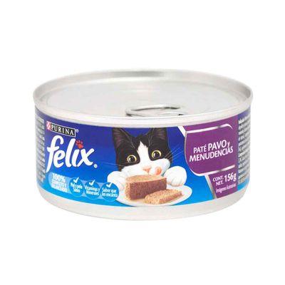 Alimento-Para-Gato-FELIX-Pate-Sabor-Pavo-Menudencias-Lata-X156G_79082