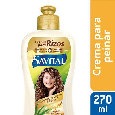Crema-Peinar-SAVITAL-270-Argan-Sabila-Frasco_39245