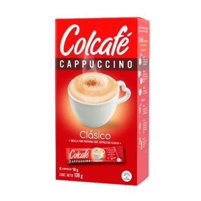 Cafe-COLCAFE-capuchino-clasico-caja-x6-sobres_26485