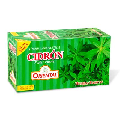 Aromatica-ORIENTAL-de-cidron-caja-x20-sobres_23064