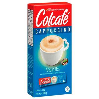 Cafe-COLCAFE-capuchino-vainilla-caja-x108g_82166