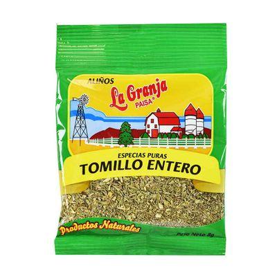 Tomillo-LA-GRANJA-entero-bolsa-x8g_43085