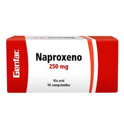 Naproxeno-GENFAR-250mg-x10-tabletas_9148