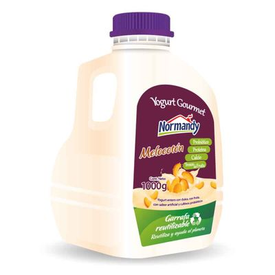 Yogurt-NORMANDY-gourmet-melocoton-x1000-g_3204