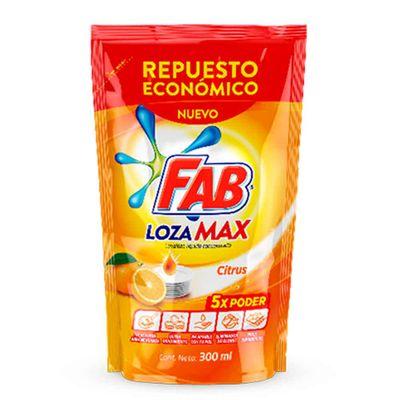 Lavaloza-liquido-FAB-citrus-doy-pack-x300ml_113953