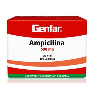 Ampicilina-GENFAR-500mg-x100capsula_32701