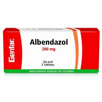 Albendazol-GENFAR-200mg-x2tabletas_10490