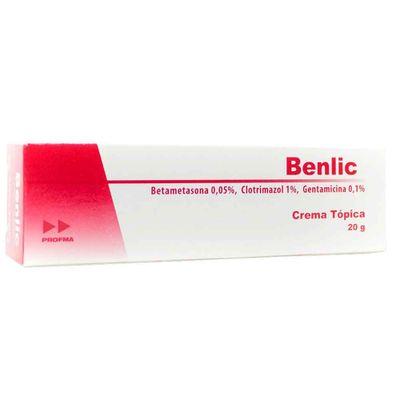 Benlic-PROFMA-crema-x20g_98361