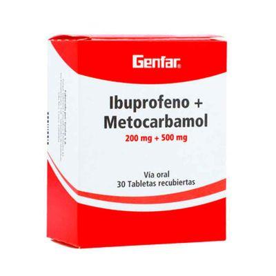 Ibuprofeno-GENFAR-metocarbamol-700mg-x30tabletas_35634