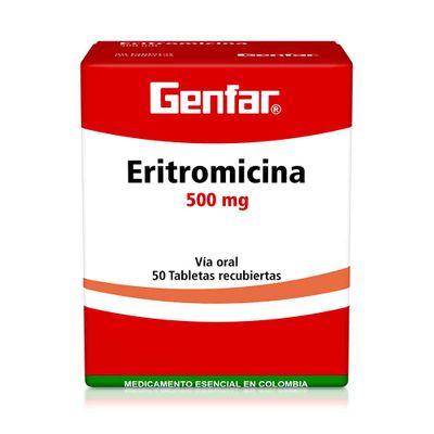 Eritromicina-GENFAR-500mg-x50tabletas_32569
