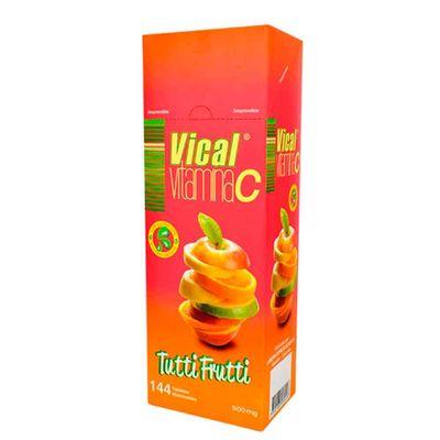 Vitamina-C-VICAL-ECAR-tutti-fruti-x144tabletas_107782