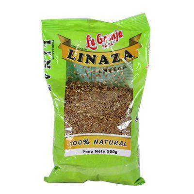Linaza-Entera-La-Granja-500Gr-Bolsa_31240