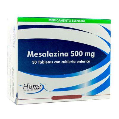 Mesalazina-500mg-HUMAX-x30tabletas_73219