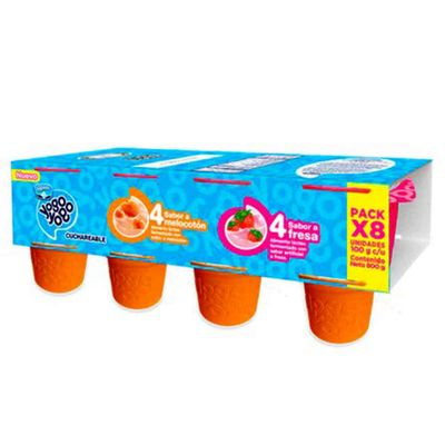Yogurt-yogo-yogo-ALPINA-cuchareable-surtido-8unds-x100g_118300