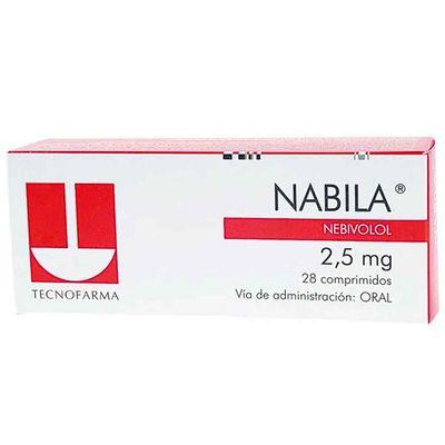 Nabila-TECNOFARMA-2-5mg-x28tabletas_98968