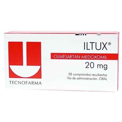 Iltux-TECNOFARMA-20mg-x28tabletas_99028