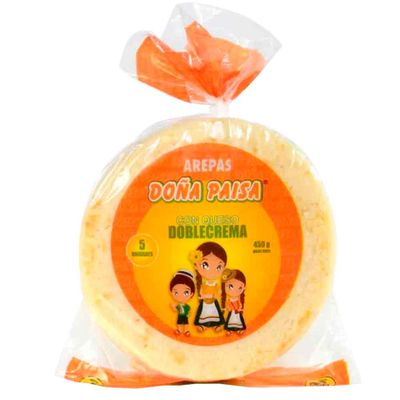 Arepa-DONA-PAISA-queso-doble-crema-5unds-x450g_87032