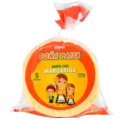 Arepa-DONA-PAISA-con-margarina-5unds-x500g_41287