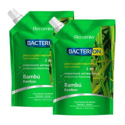 Jabon-liquido-BACTERION-bamboo-2unds-x500ml-precio-especial_117040
