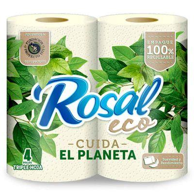 Papel-higienico-ROSAL-ecologico-3hojas-x4rollos_118526