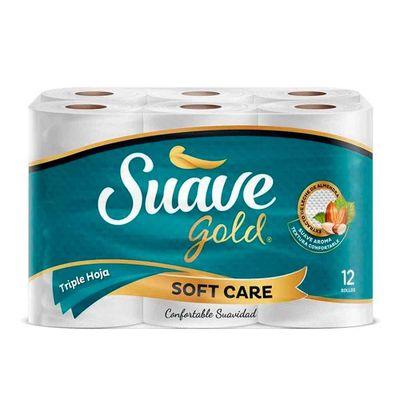 Papel-higenico-SUAVE-GOLD-soft-care-x12-rollos_118677