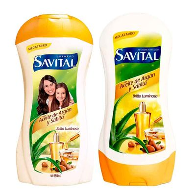 Shampoo-SAVITAL-x550ml-acondicionador-argan-x550ml-precio-especial_40844