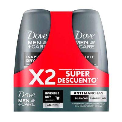Desodorante-DOVE-deo-rollon-invisible-dry-2unds-x50ml-precio-especial_118747