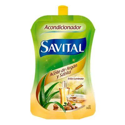 Acondicionador-SAVITAL-aceite-argan-savila-doy-pack-x340-ml_37455
