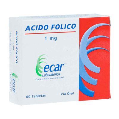 Acido-folico-ECAR-1mg-x60-tabletas_52422