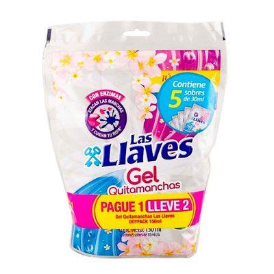 Gel-quitamanchas-LAS-LLAVES-doy-pack-x150-ml_111117